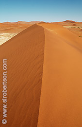 Namib Desert - Click for photo gallery