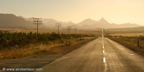 Photo: Across the Little Karoo