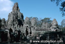 Bayon Temple - Click for large image