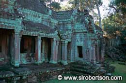 Ta Phrom Gallery - Click for large image