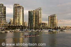 Vancouver False Creek Skyline 3