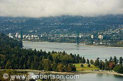Lions Gate Bridge Stanley Park 2