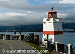 Stanley Park Lighthouse 1