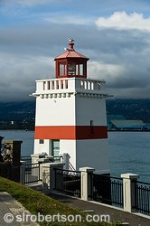 Stanley Park Lighthouse 2