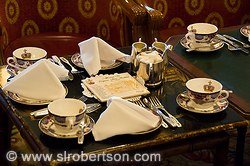 Fairmont Empress High Tea 1