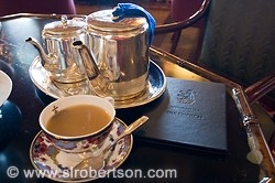 Fairmont Empress High Tea 4
