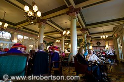 Fairmont Empress High Tea 5
