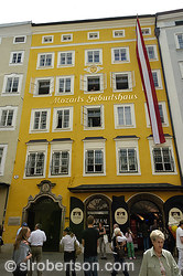 Mozart Birth House 2