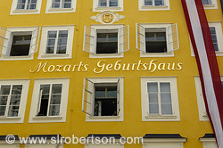 Mozart Birth House 3