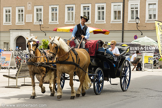 Salzburg Carriage 3