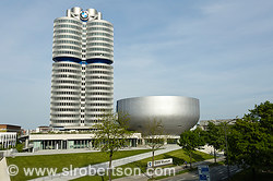 BMW Building and Museum Munich 1