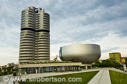 BMW Building and Museum Munich 3