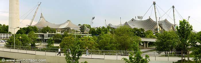 Munich Olympic Stadium 1