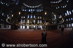 Pictures of Blue Mosque