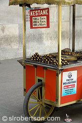 Istanbul Roasted Chestnuts 2