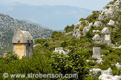 Kale Lycian Tombs