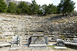 Priene Theater 1