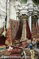 Turkish Carpet Seller 1
