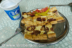 Turkish Pizza Pide 1