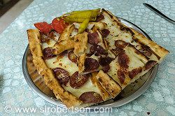 Turkish Pizza Pide 2