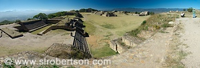 Monte Alban Panorama 1