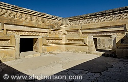 Pictures of Mitla