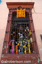 Day of the Dead Craft Shop, Oaxaca 1