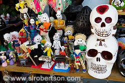 Day of the Dead Craft Shop, Oaxaca 2