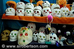 Day of the Dead Craft Shop, Oaxaca 5