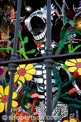 Day of the Dead Craft Shop, Oaxaca 6