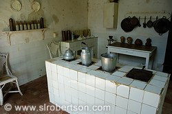 Yaxcopoil Hacienda Kitchen 1