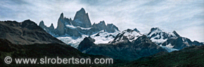 Mt. Fitz Roy Panorama 1