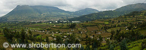 Quito Countryside Pano 4