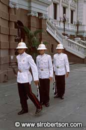Grand Palace Guards - Click for large image