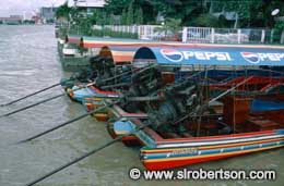 Water Taxi Engines - Click for large image