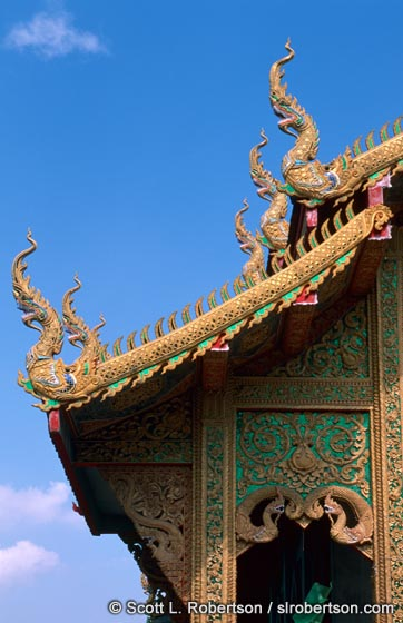 Photo: Temple Detail