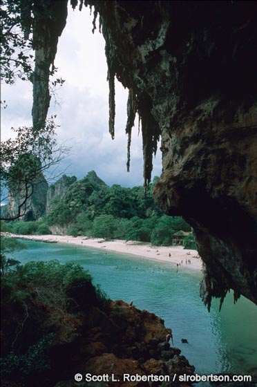 Photo: View from Limestone Cave (1)