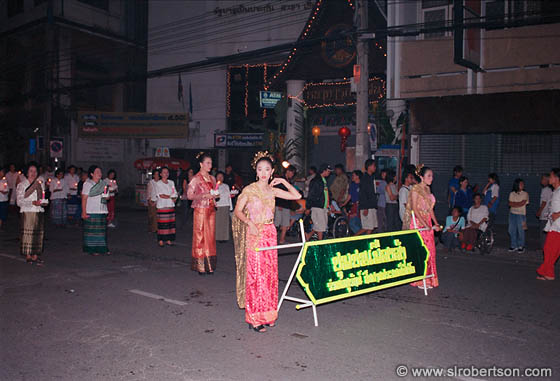 Photo: Loi Krathong Parade (1)
