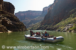 Grand Canyon Calm Water Rafting