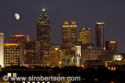 Pictures of Atlanta Skylines