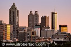 Pictures of Downtown Atlanta