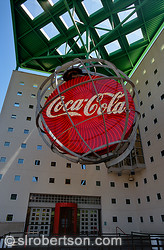 World of Coca Cola Museum Neon Sign 1